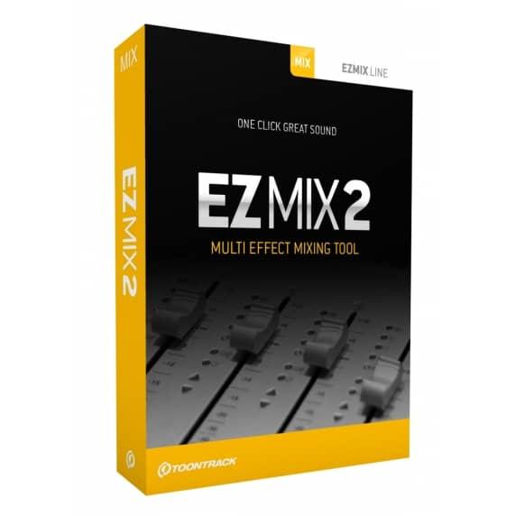 Toontrack EZMix 2 EDUCATION - Single Licence (Serial Download)