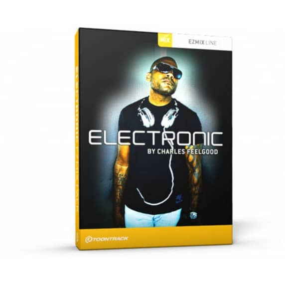 Toontrack EZmix 2 Electronic Presets (Serial Download)