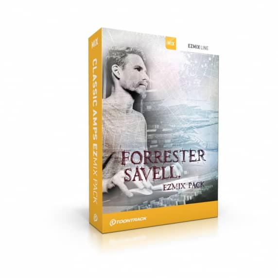 Toontrack EZmix 2 Forrester Savell Presets (Serial Download)