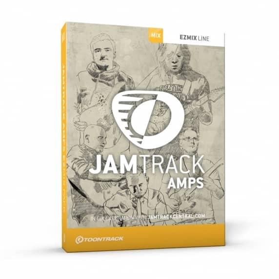 Toontrack EZmix 2 Jamtrack Amps Presets (Serial Download)