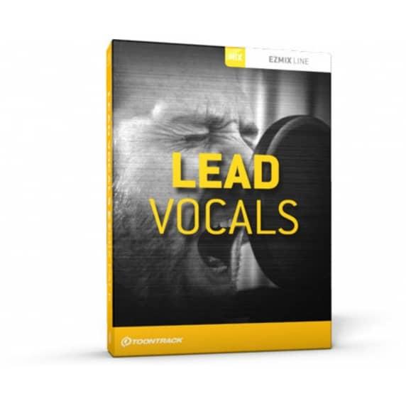 Toontrack EZmix 2 Lead Vocals Presets (Serial Download)