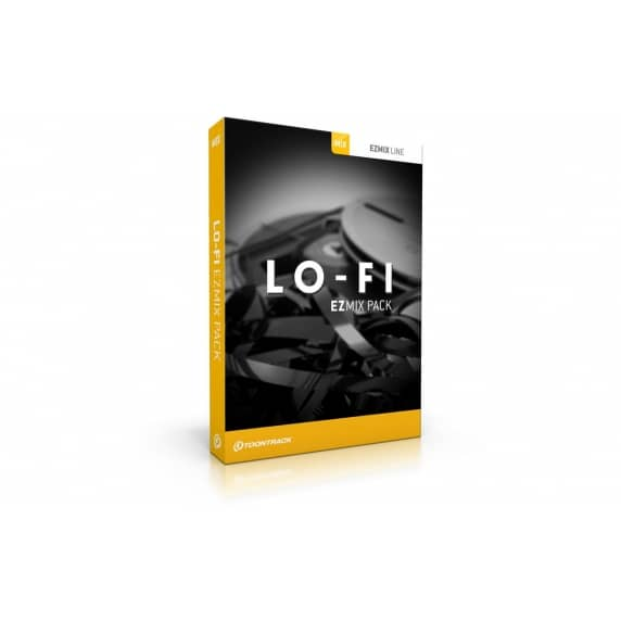 Toontrack EZmix 2 Lo-Fi Presets (Serial Download)