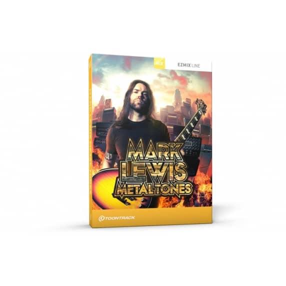 Toontrack EZmix 2 Mark Lewis Metal Tones Presets (Serial Download)