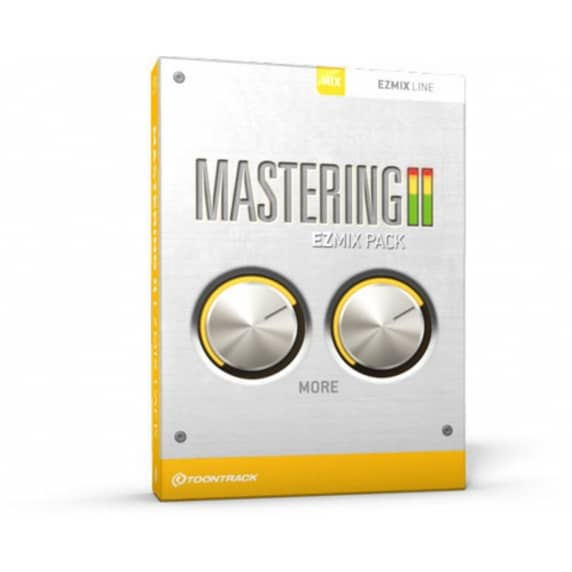 Toontrack EZmix 2 Mastering II Presets (Serial Download)