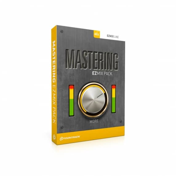 Toontrack EZmix 2 Mastering Presets (Serial Download)