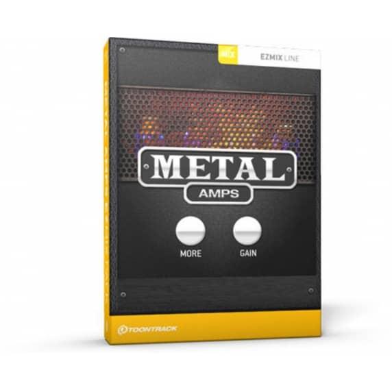 Toontrack EZmix 2 Metal Amps Presets (Serial Download)