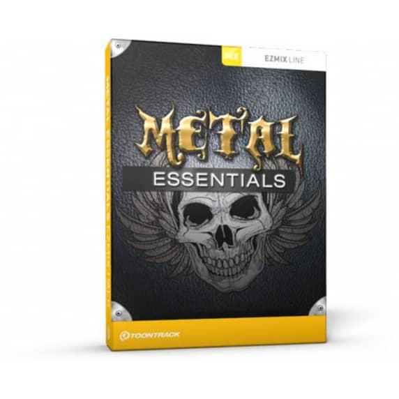 Toontrack EZmix 2 Metal Essentials Presets (Serial Download)