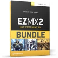 Toontrack EZMix 2 Metal Guitar Gods 3 Pack (Serial Download)