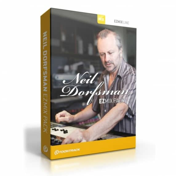 Toontrack EZMix 2 Neil Dorfsman Presets (Serial Download)