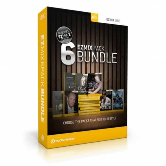 Toontrack EZmix 2 Presets Bundle (Serial Download)