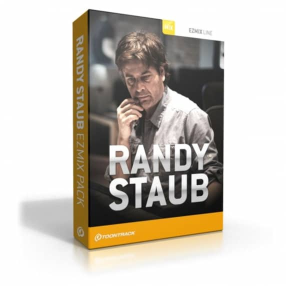 Toontrack EZmix 2 Randy Staub Presets (Serial Download)