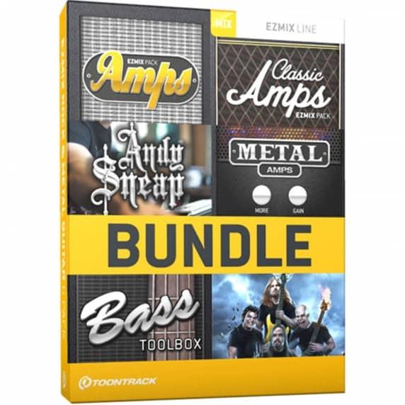 Toontrack EZmix 2 Rock & Metal Guitar 6 Pack (Serial Download)