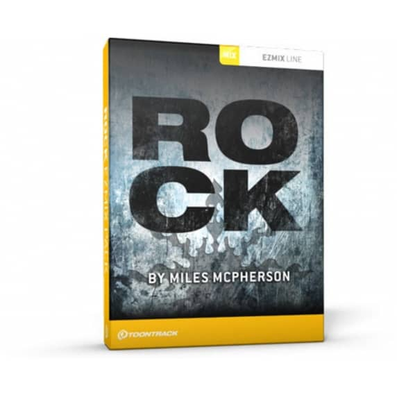 Toontrack EZmix 2 Rock Presets (Serial Download)