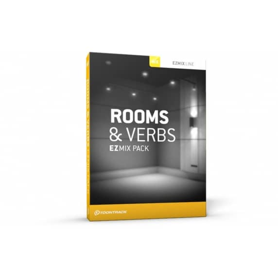 Toontrack EZmix 2 Rooms and Verbs Presets (Serial Download)