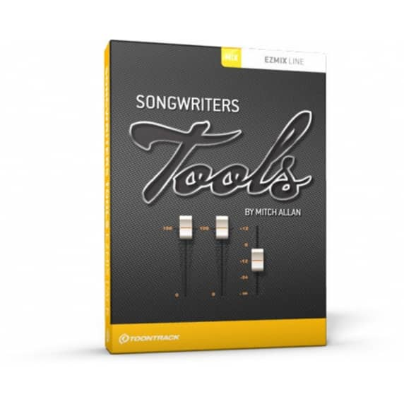 Toontrack EZmix 2 Songwriters Tools Presets (Serial Download)