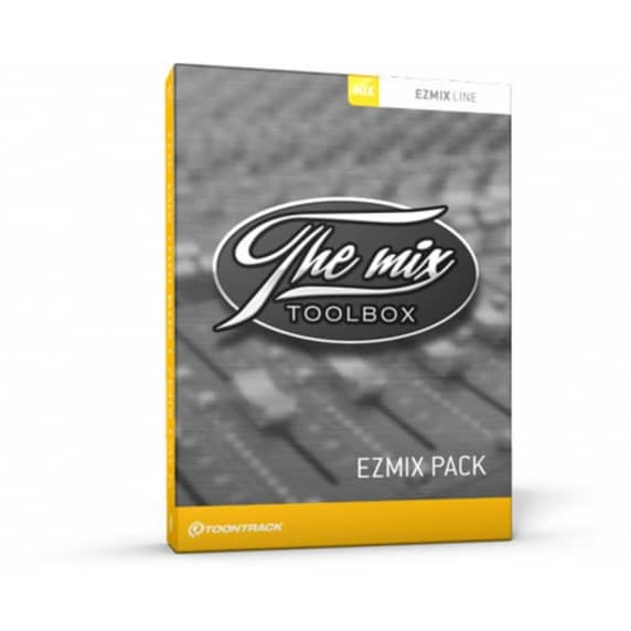 Toontrack EZmix 2 The Mix Toolbox Presets (Serial Download)