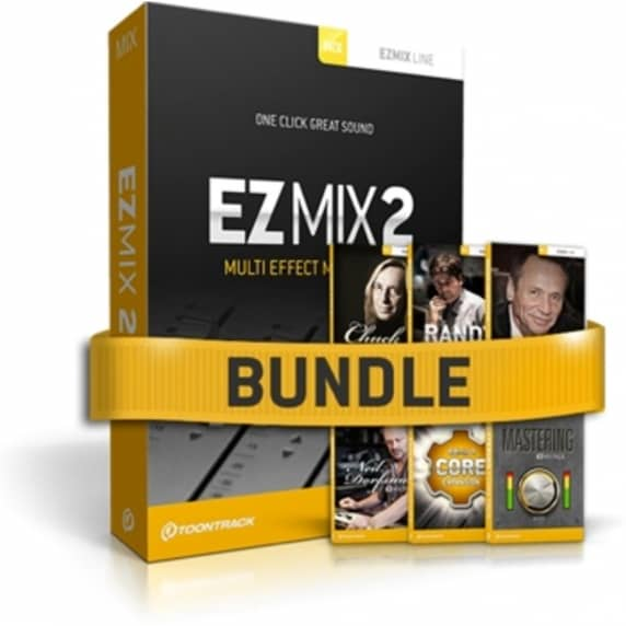Toontrack EZmix 2 Top Producers BUNDLE (Serial Download)