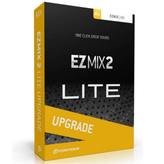 Toontrack EZmix 2 UPGRADE from Lite (Serial Download)