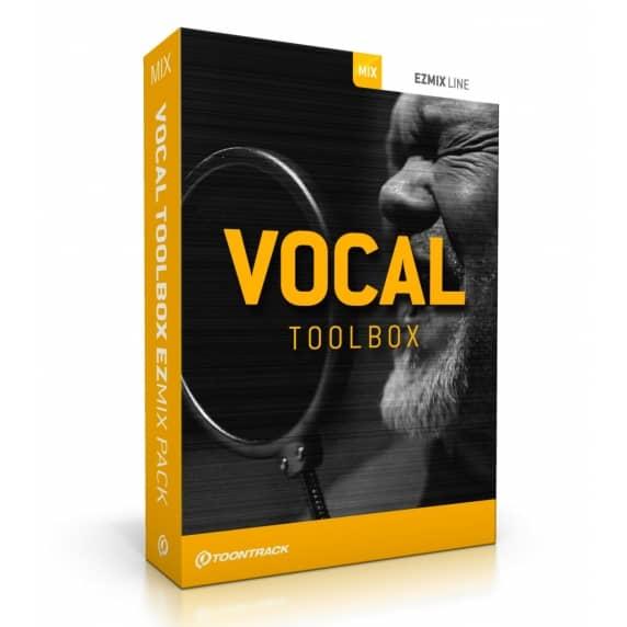 Toontrack EZmix 2 Vocal Toolbox Presets (Serial Download)