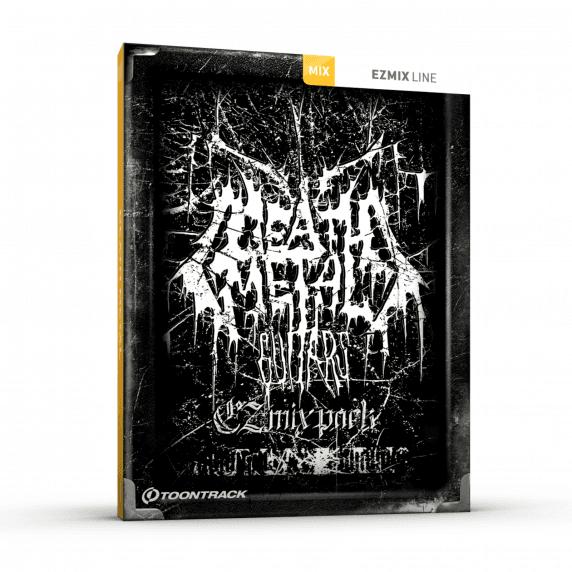 Toontrack EZmix 2 Death Metal Guitars (Serial Download)