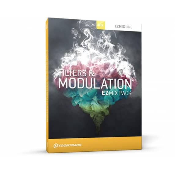 Toontrack EZMix Filters & Modulation (Serial Download)