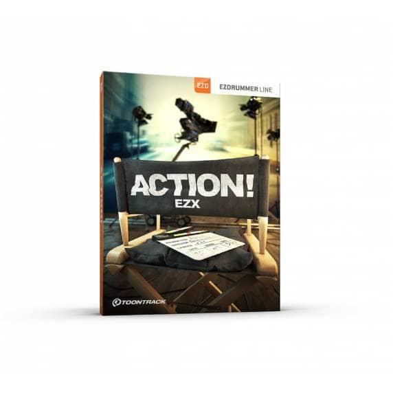 ToonTrack EZX Action! (Serial Download)