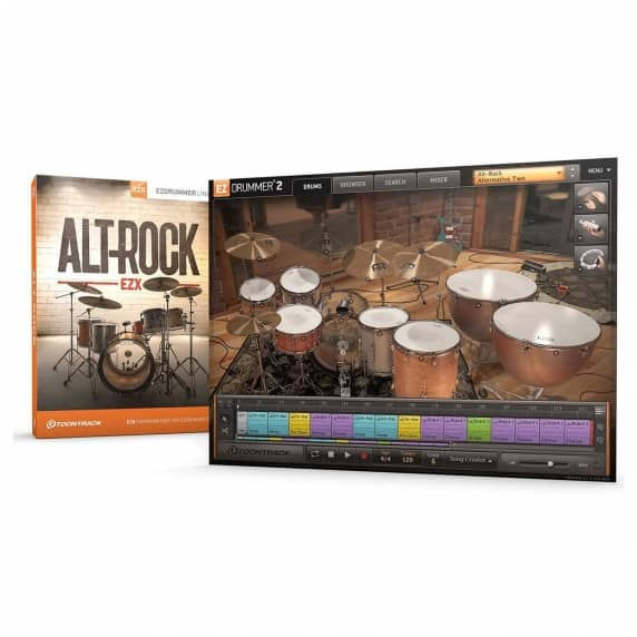 Toontrack EZX - Alt-Rock (Serial Download)