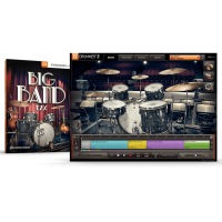 Toontrack EZX - Big Band (Serial Download)