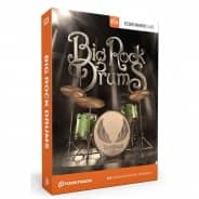 Toontrack EZX Big Rock Drums - EZdrummer 2 Expansion (Serial Download)