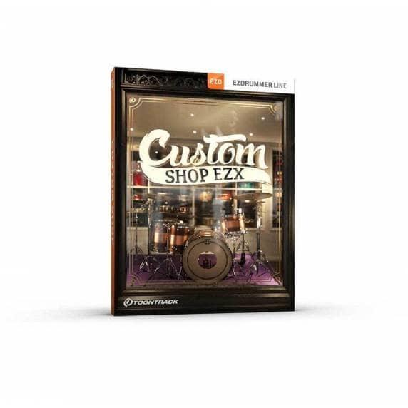 ToonTrack EZX Custom Shop EDUCATION (Serial Download)