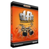 Toontrack EZX Drum Kit from Hell - EZdrummer 2 (Serial Download)
