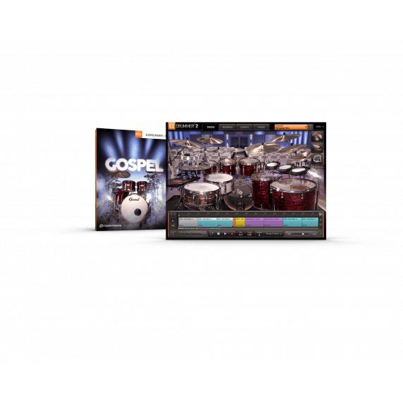 Toontrack EZX Gospel - EZdrummer 2 Expansion (Serial Download)