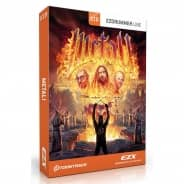 Toontrack EZX Metal! EZ Drummer 2 Expansion (Serial Download)