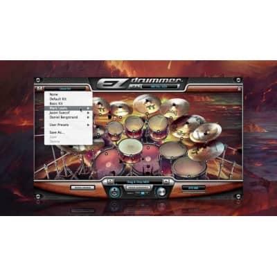 Toontrack EZX Metal! EZ Drummer 2 Expansion (Serial Download)
