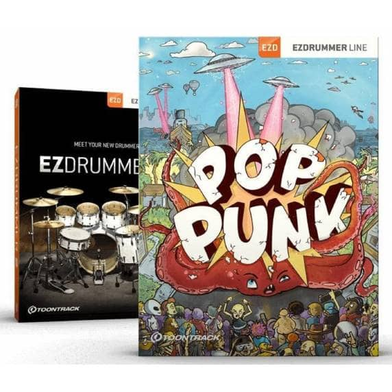 ToonTrack EZX Pop Punk EDUCATION (Serial Download)