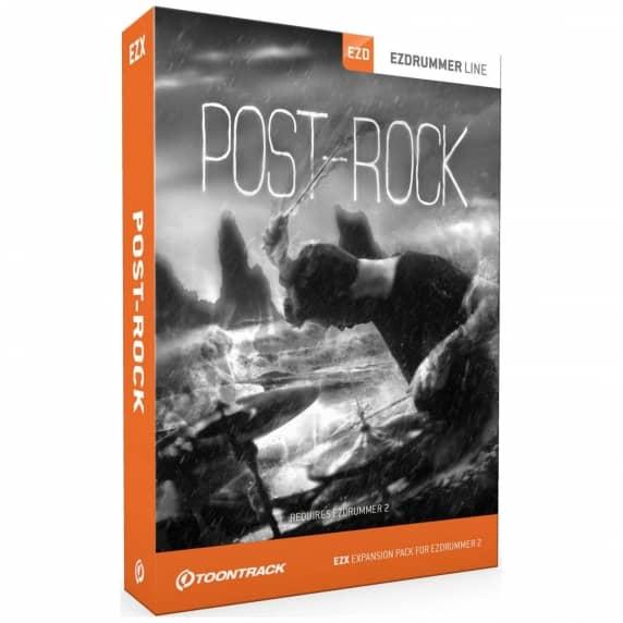 Toontrack EZX Post-Rock - EZdrummer 2 Expansion (Serial Download)