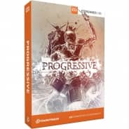 Toontrack EZX Progressive - EZdrummer 2 Expansion (Serial Download)