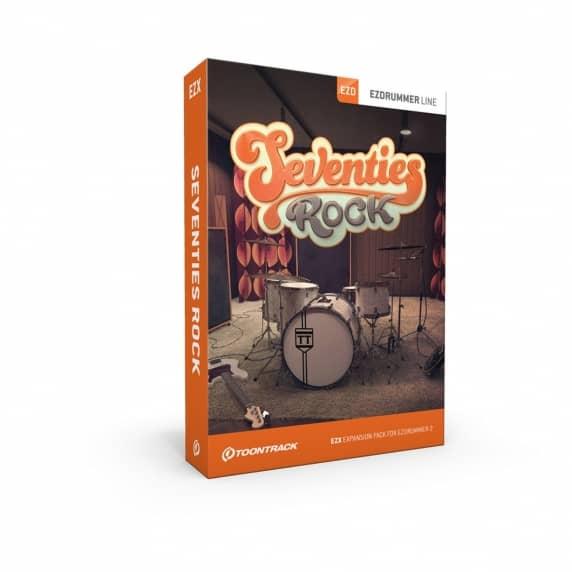 Toontrack EZX - Seventies Rock (Serial Download)