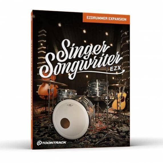 Toontrack EZX Singer-Songwriter EDUCATION (Serial Download)