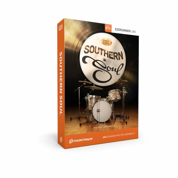 Toontrack EZX Southern Soul - EZdrummer 2 (Serial Download)