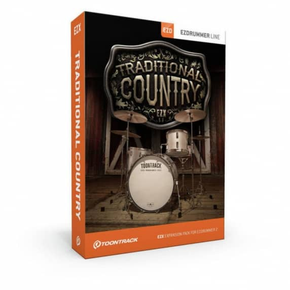 Toontrack EZX Traditional Country (Serial Download)
