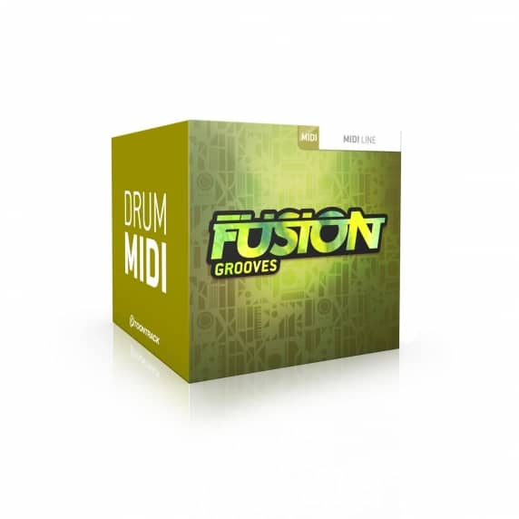 Toontrack Fusion Grooves MIDI (Serial Download)
