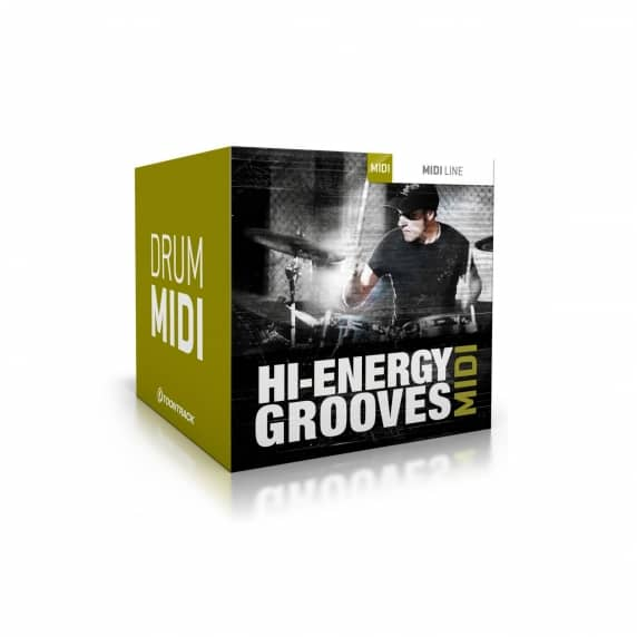 Toontrack Hi-Energy Grooves MIDI (Serial Download)