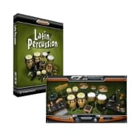 Toontrack Latin Percussion EDUCATION (Serial Download)