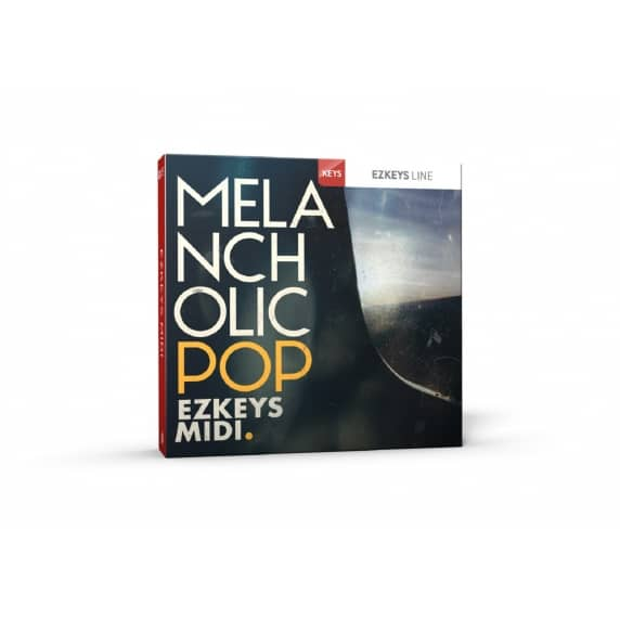 ToonTrack Melancholic Pop EZKeys MIDI (Serial Download)