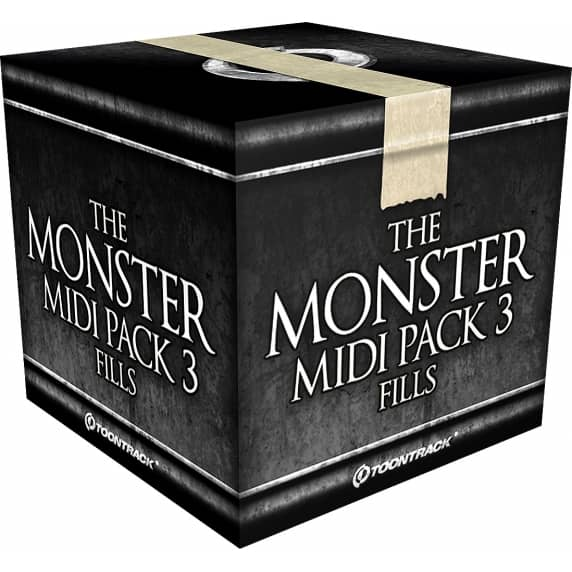 Toontrack Monster MIDI 3 (Serial Download)