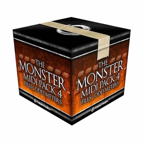 Toontrack Monster MIDI (Serial Download)