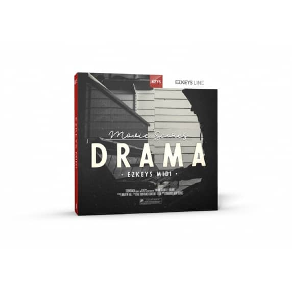 ToonTrack Movie Scores Drama EZKeys MIDI (Serial Download)