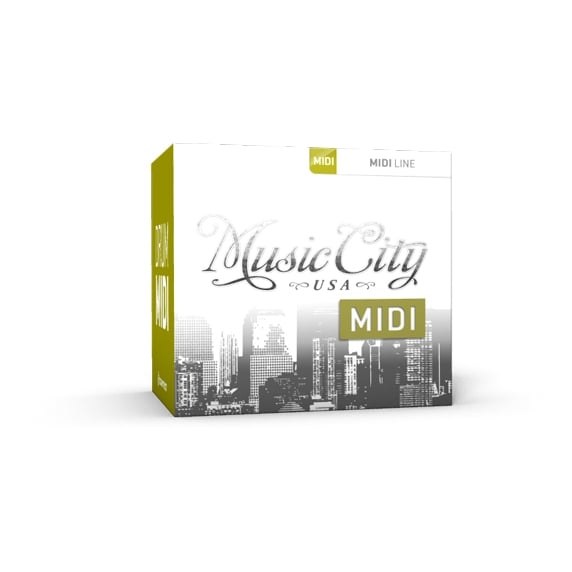 Toontrack Music City MIDI (Serial Download)