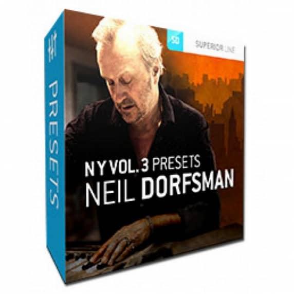 Toontrack NY V3 Presets Neil Dorfsman (Serial Download)